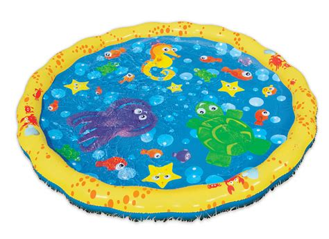 water play mat toyquest 54 quot sprinkle n splash play mat toys