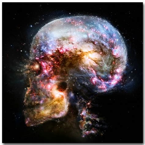 Nicoleshenting Milky Way Universe Galaxy Art Silk Poster