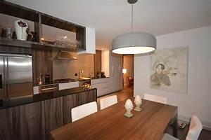 cuisine et salle a manger sc designer d39interieur With cuisine et salle a manger