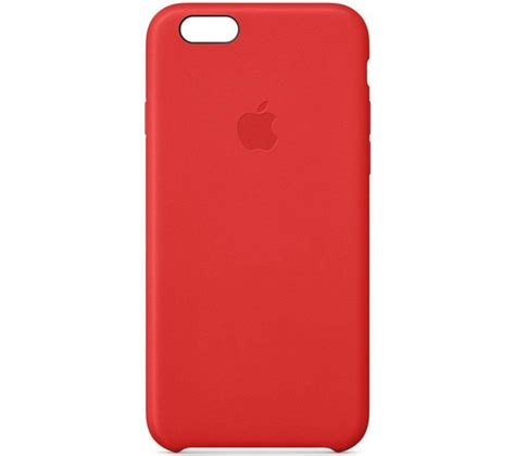 apple leather iphone buy apple leather iphone 6 free delivery currys