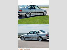 M3 Style Side Skirts For BMW E36 M3 SEDAN & CONVERTIBLE