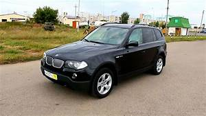 Bmw X3 2008 : 2008 bmw x3 start up engine and in depth tour youtube ~ Medecine-chirurgie-esthetiques.com Avis de Voitures