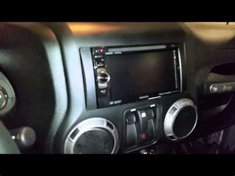 backup camera   jeep jk wrangler youtube