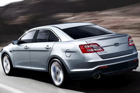 ford taurus release date specs