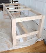 Farmhouse Dining Room Table Seats 12 by DIY Farmhouse Table Love Grows Wild