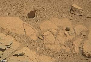 More strange unexplained objects spotted on Mars   Strange ...