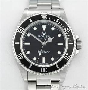 Uhr Rolex Herren : rolex uhr submariner stahl automatik 14060 herren ~ Kayakingforconservation.com Haus und Dekorationen