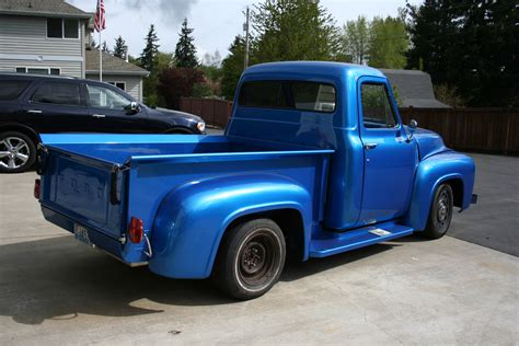 1954 Ford F100 by 1954 Ford F100 Lost Wages