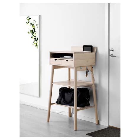 Standing Writing Desk Ikea by Knotten Standing Desk White Birch Ikea