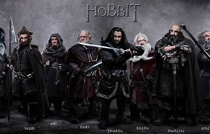 Hobbit Journey Unexpected Dwarves Thorin Strong There