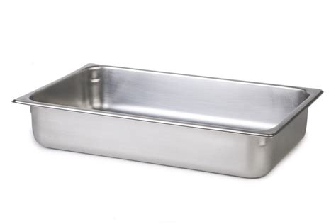 insert cuisine food pan insert size 4 quot a b partytime rentals