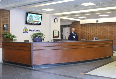 information desks johns hopkins bayview medical center