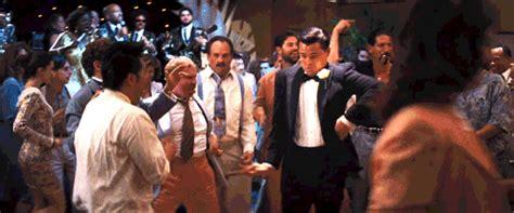 Leonardo Dicaprio Dance Gif