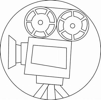 Projector Drawing Film Daily November Digital Drawings