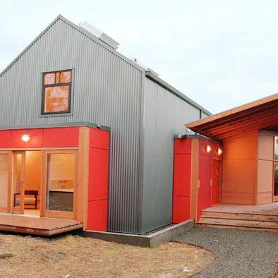 corrugated steel design ideas pictures remodel decor exterior design modern exterior