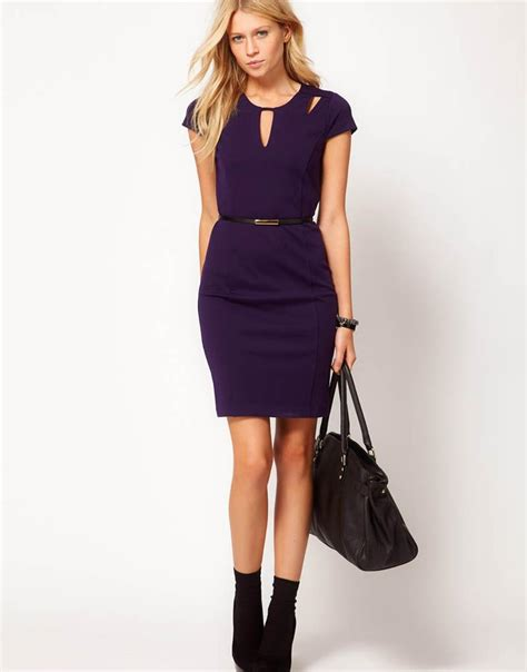 American Office Wear Dress for Girls - XciteFun.net