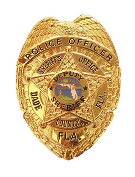 Miami-Dade County Police Badge