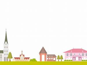 Free Small Town Backgrounds For PowerPoint