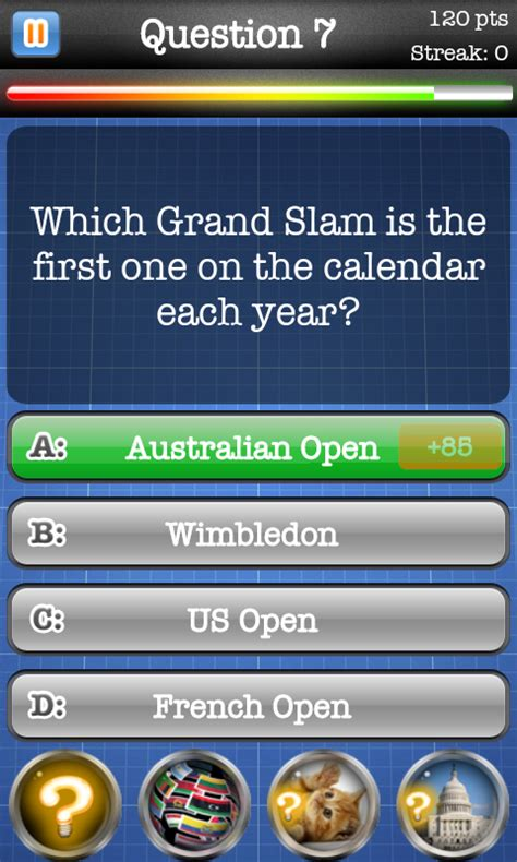 android freeware tennis quiz free app android freeware