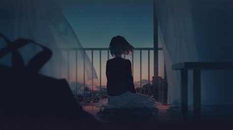 sad aesthetic anime 1920x1080 wallpapers