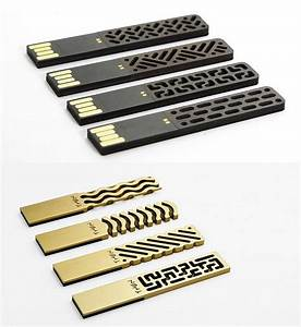 Elegant Traditional Chinese USB Drives by Then Creative