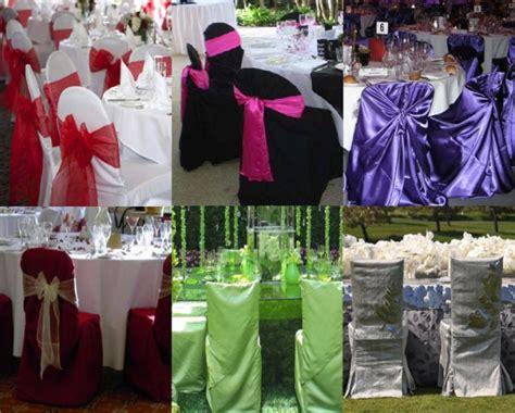decoration mariage housse de chaise housse de chaise mariage pas cher