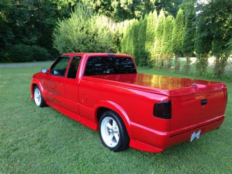 2000 Chevy S10 by Buy Used 2000 Chevy S10 Truck Up Custom