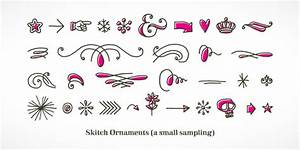 skitch hand lettering type by yellow design studio With hand lettering ornaments
