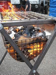 Small BBQ Grill Welding Projects