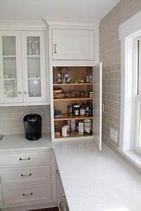 1000 images about pantries on pinterest kitchen With kitchen colors with white cabinets with seven candle holder