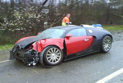 first bugatti first bugatti veyron crash