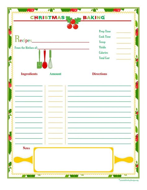 free digital receipt book template 1460 best cookbook retro style images on