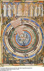 Luminarium Encyclopedia  Medieval Cosmology And Worldview