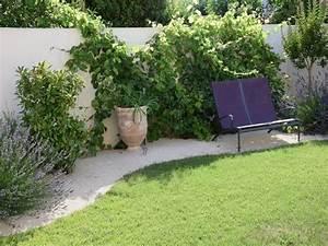 amenagement paysager mediterraneen deco jardin mediterraneen With photo amenagement paysager exterieur 0 amenagement jardin par paysagiste orphis montpellier deco