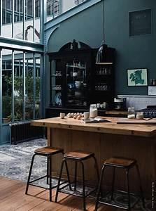 Cuisine Deco Industrielle : d coration cuisine industrielle ~ Carolinahurricanesstore.com Idées de Décoration