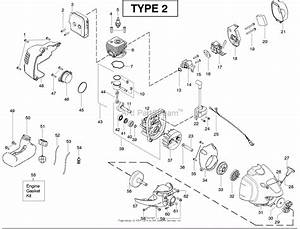 Ayp  Electrolux Pp125 Type 2  2009-03  Parts Diagram For Engine