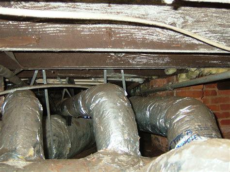 floor joist crawl space floor joists in crawl space internachi