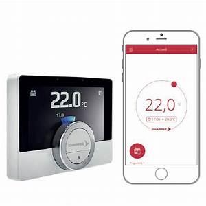 Thermostat Connecté Chaudière Gaz : thermostat intelligent emo life chapp e ~ Melissatoandfro.com Idées de Décoration