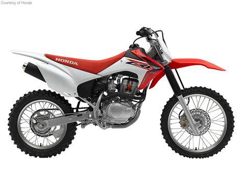 2016 Honda Dirt Bike Models Photos