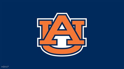 Auburn Tigers Desktop Wallpaper Auburn Tigers Orange Logo Wallpaper Hd Wallpaper Gallery 337