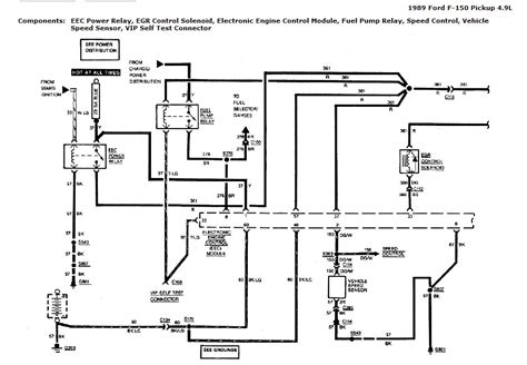ford   fuel pump wiring diagram  wiring