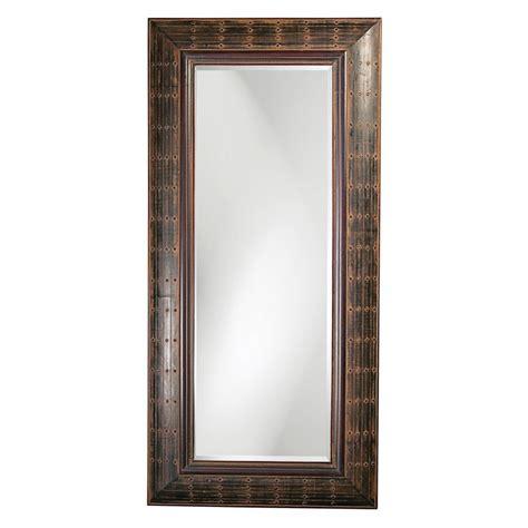 floor mirror leaning howard elliott pamela leaning floor mirror 40w x 84h in mirrors at hayneedle