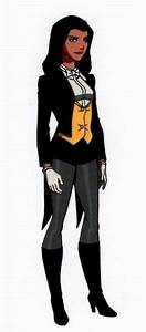 """Zatanna - """"Young Justice"""" 