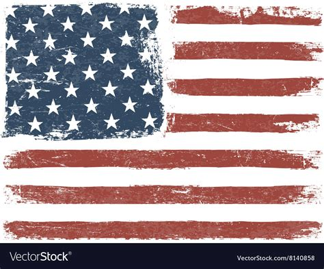 American Flag Grunge Svg – 141+ DXF Include