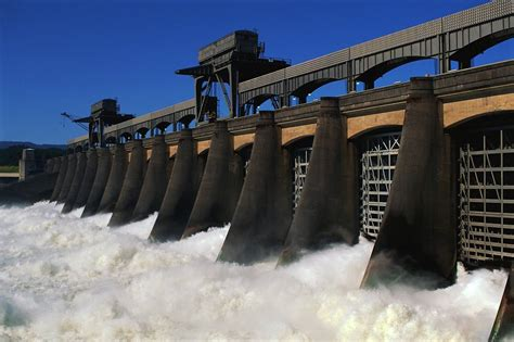Construction Hydroelectric Power Stations Gabon Begin