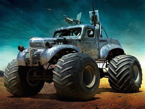 mad max fury road custom monster truck  car  fun