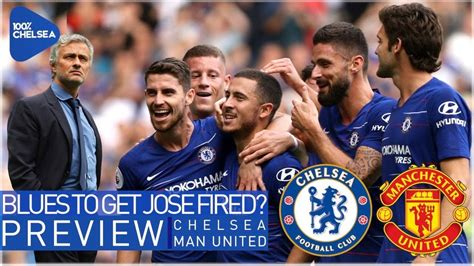 'he's been very important for the club and the team since he's been here with his personality, character and quality and we've missed him. CHELSEA vs MAN UNITED || CHELSEA TO GET MOURINHO SACKED ...