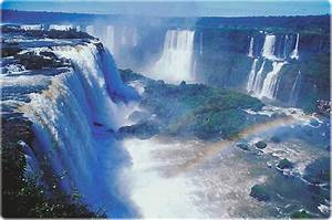 World Visits: Tour to Iguazu Falls in Brazil Cool Place