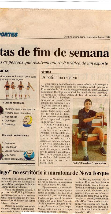 Gazeta do Povo 15-09-1999 (2) – Click Corridas