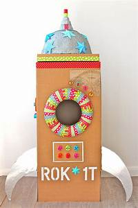 30, Creative, Diy, Cardboard, Playhouse, Ideas